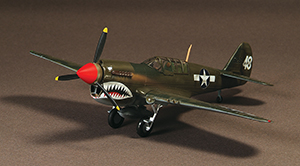 APF0022 P-40N Warhawk 23rd FG.74th FS Flying Tigers 172
