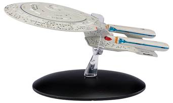 EM-ST0001 USS Enterprise NCC-1701 D Diecast Model