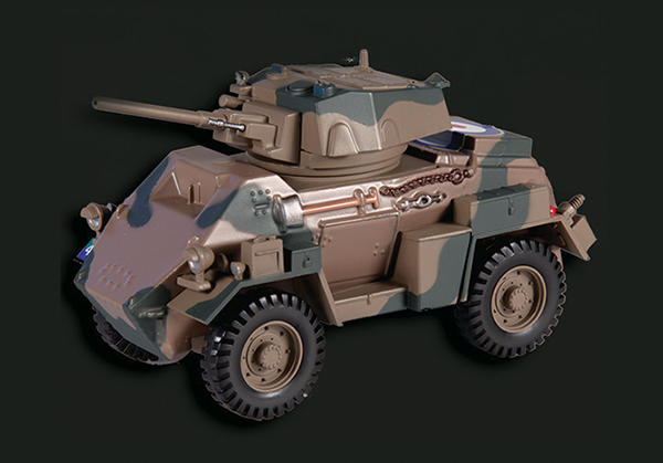 EM013 Humber Armored Car Mk.IV 8th Infantry Div Italy 1943 143 - Click Image to Close