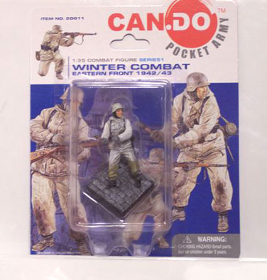 20011A Winter Combat Eastern Front 1942/43 135 scale