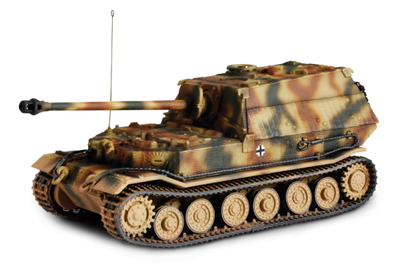 85352 GERMAN ELEFANT POLAND ,1944 172 SCALE DIECAST MODEL