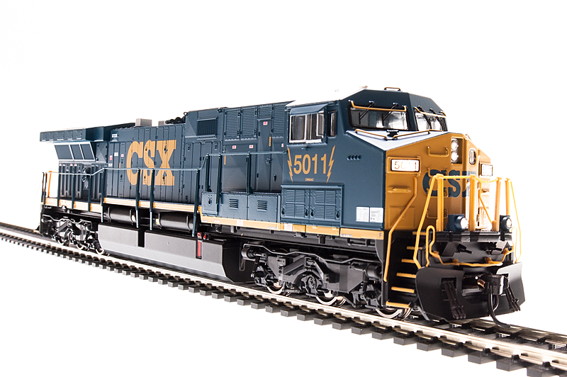 BWL 2467 GE AC6000 CSX #690 Dark Future HO Scale