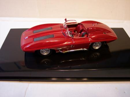 Auto 51002 Chevrolet Corvette Stingray 1959 (Red) 143 Scale