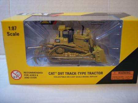 NOR55209 Caterpiller D9T Track -Type Tractor 187 Scale