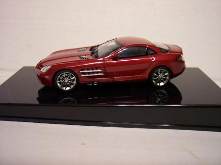 56123 Mercedes-Benz SLR McLaren (Red) 143 Scale