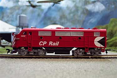 MP 6810 CN - HO scale - F2 LOCO, 8 Wheel Drive Pick Up