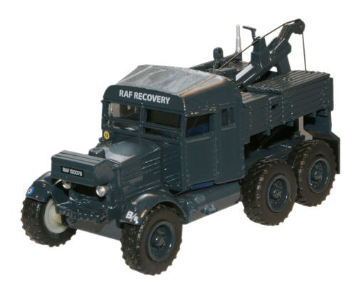 76SP005 Scammell Pioneer R100 Artillery Tractor 176 scale