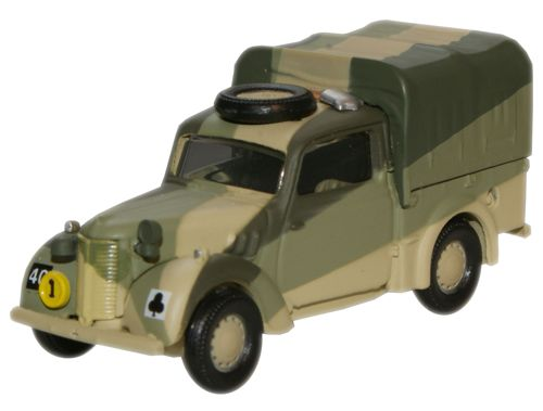 76TIL003 Austin Light Truck Tilly 11th African Div 176 Scale
