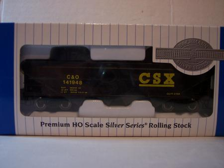 BAC17618 40 Quad Hopper CSX HO Scale