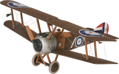AA38104 Sopwith Camel Capt. Henry Woollett No.43 Sqn. 148 Scale