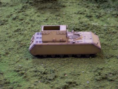 DRW60156 Maus Weight Mock-Up Turret Super Heavy tank