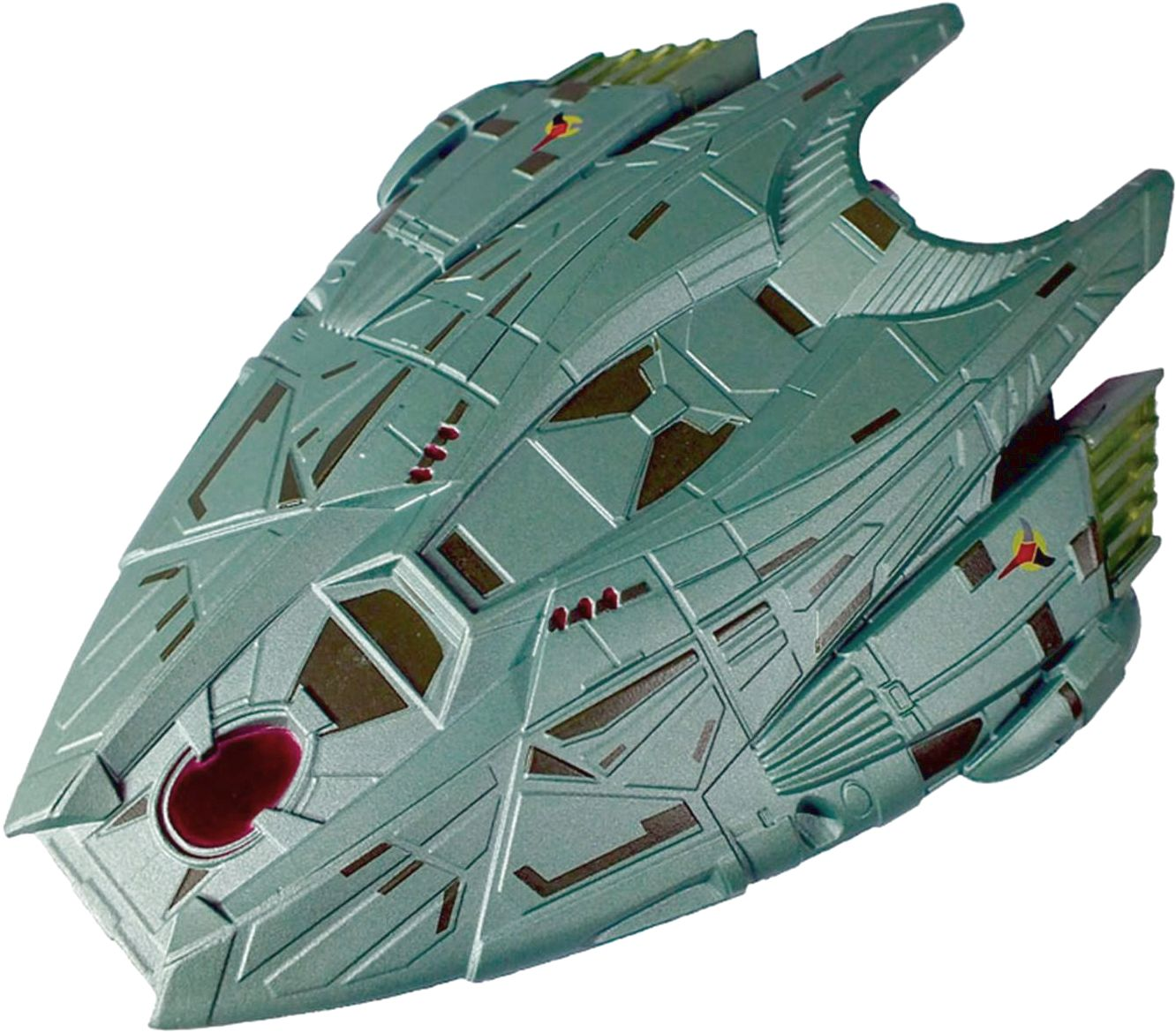 EM-ST0071 KLINGON TRANSPORT GOROTHS SHIP