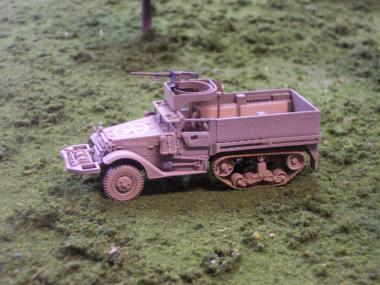 US60408 M3 Half - Track 83rd Infantry Division, US Army 150 Scal
