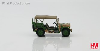 "HG1904 M151A2 Mutt ""Convoy Follows"" 3rd Armored Division US Army"