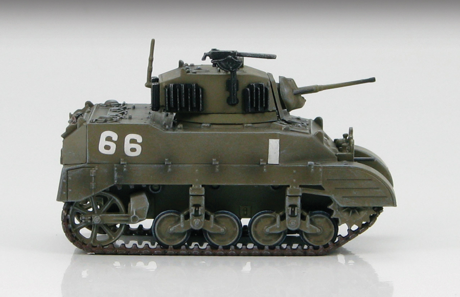HG4902 US M5A1 Light TankROC Army 172 Scale