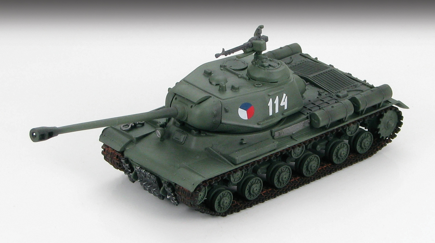 HG7004 JS-2 Heavy Tank Prague,1945 172 Scale