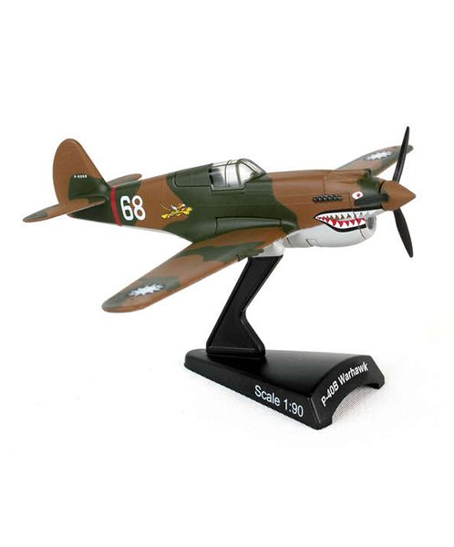 5354-1 HELLS ANGELS SQ CURTISS P-40 1/100 SERIES