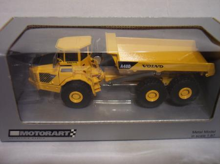 MOTO130426 Volvo Articulated Hauler A40D 187 Scale