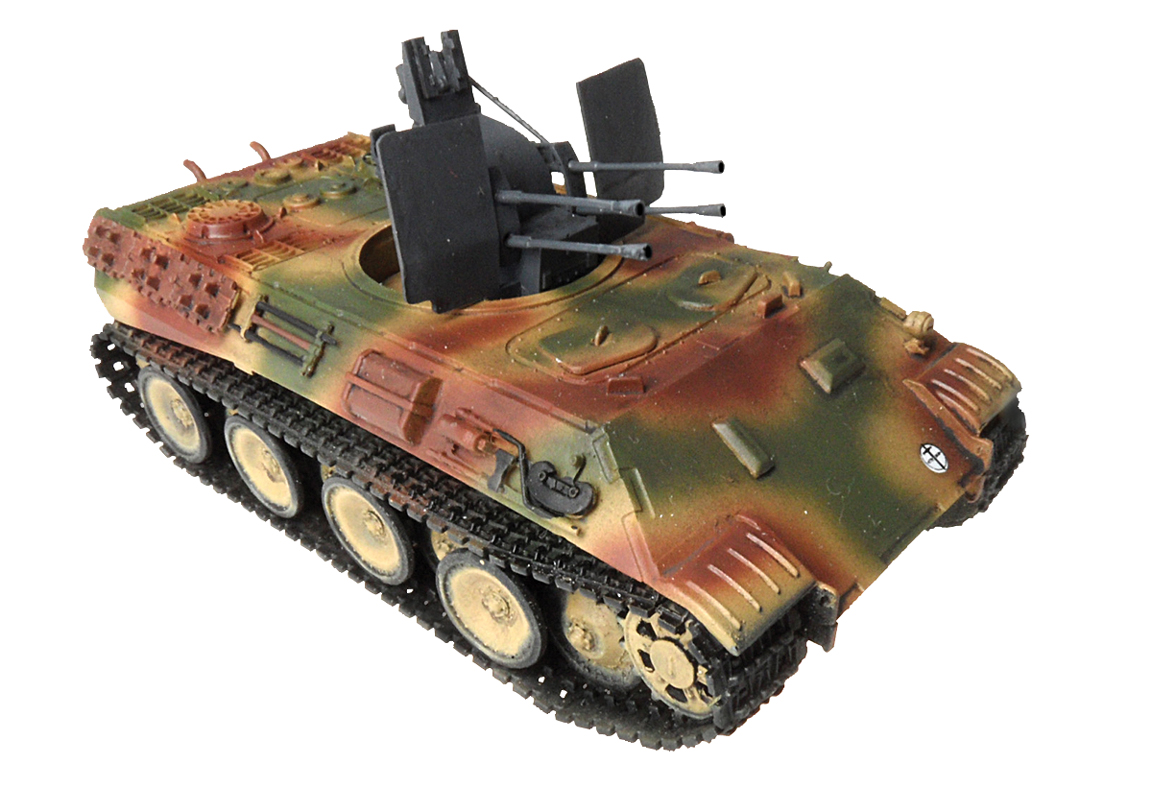 PS89001 Flakpanther Ausf.D Anti-Aircraft Gun 172 Scale