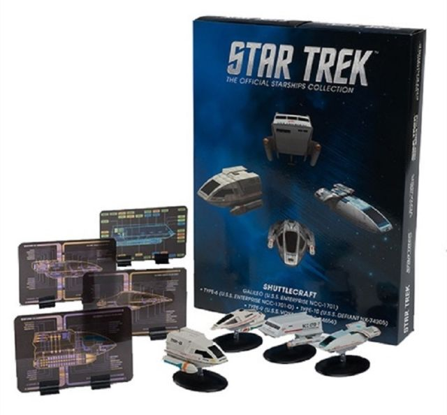 EM-STSP99 STAR TREK SHUTTLE CRAFT