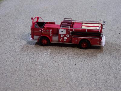 US50807 Fire Truck Seagrave K Open Cab Kansas City, MO