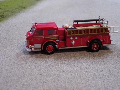 US53505 Fire Truck ALF 700 Closed Cab - Baltimore Couny, MD