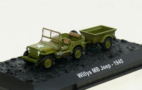 ACBG24 – Willys MB Jeep w/ Bantam T3 Trailer 172