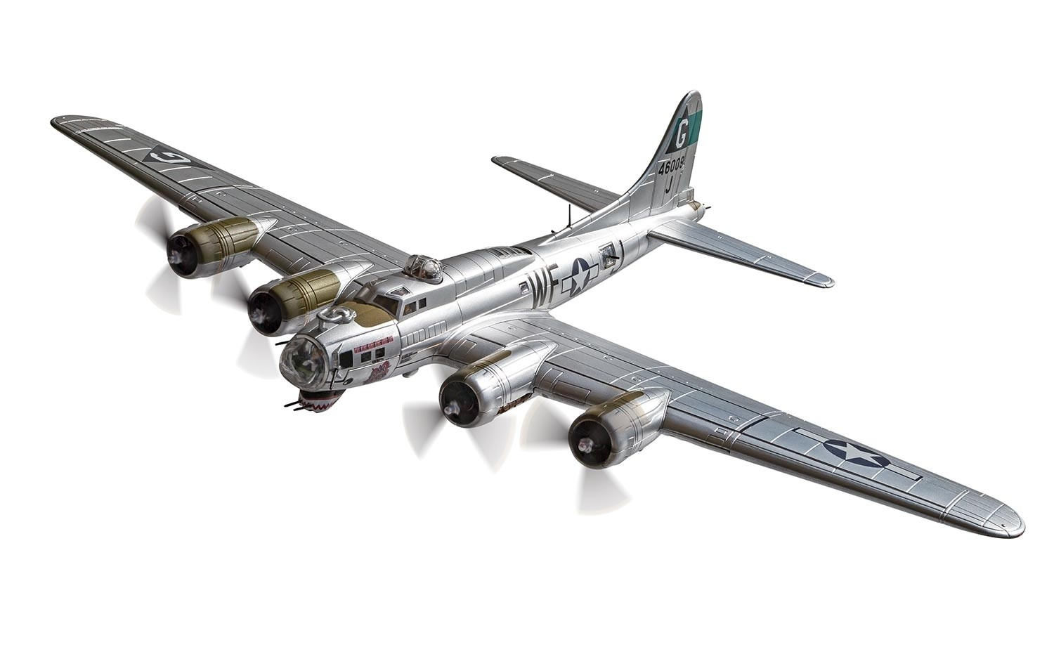 AA33318 Boeing B-17G Flying Fortress 44-6009 'Flak Eater', 364th