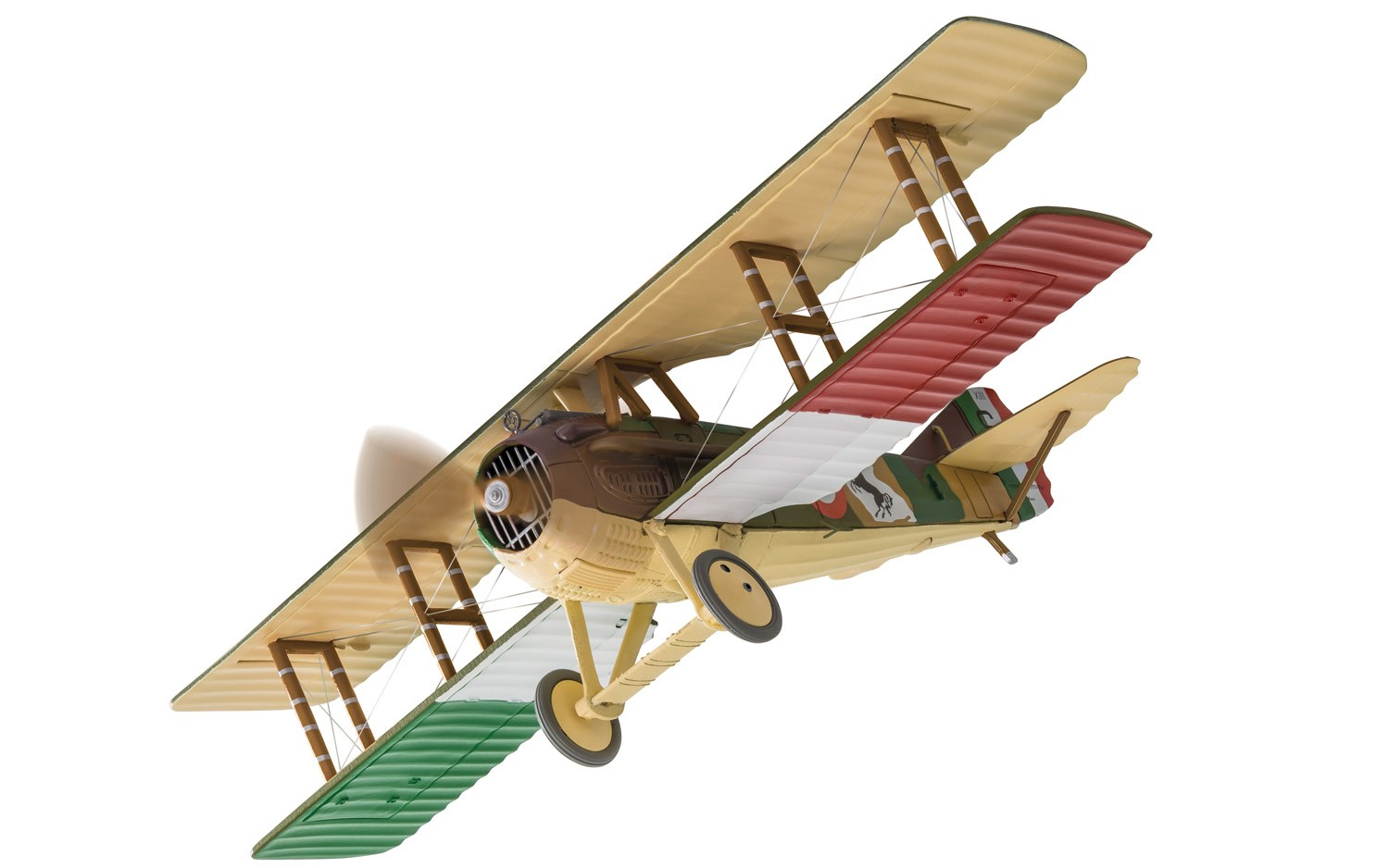 AA37907 SPAD XIII, S2445, Major Francesco Baracca, 148 Scale