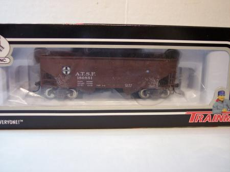 Atlas 18888 Santa Fe Road # 180851 2 Bay Offset Side Hopper HO