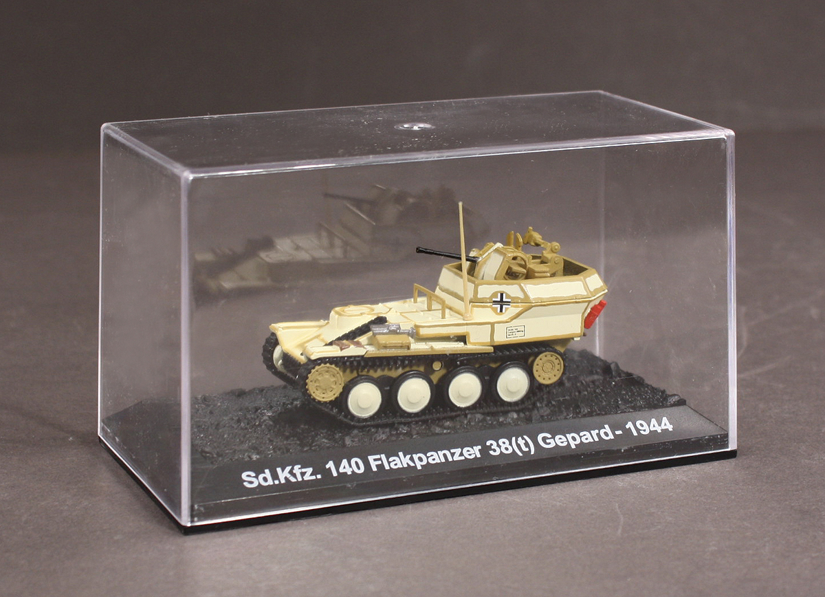 BL18753 Sd.Kfz.140 Flakpanzer 38(T)AusfM Chassis 172 Scale