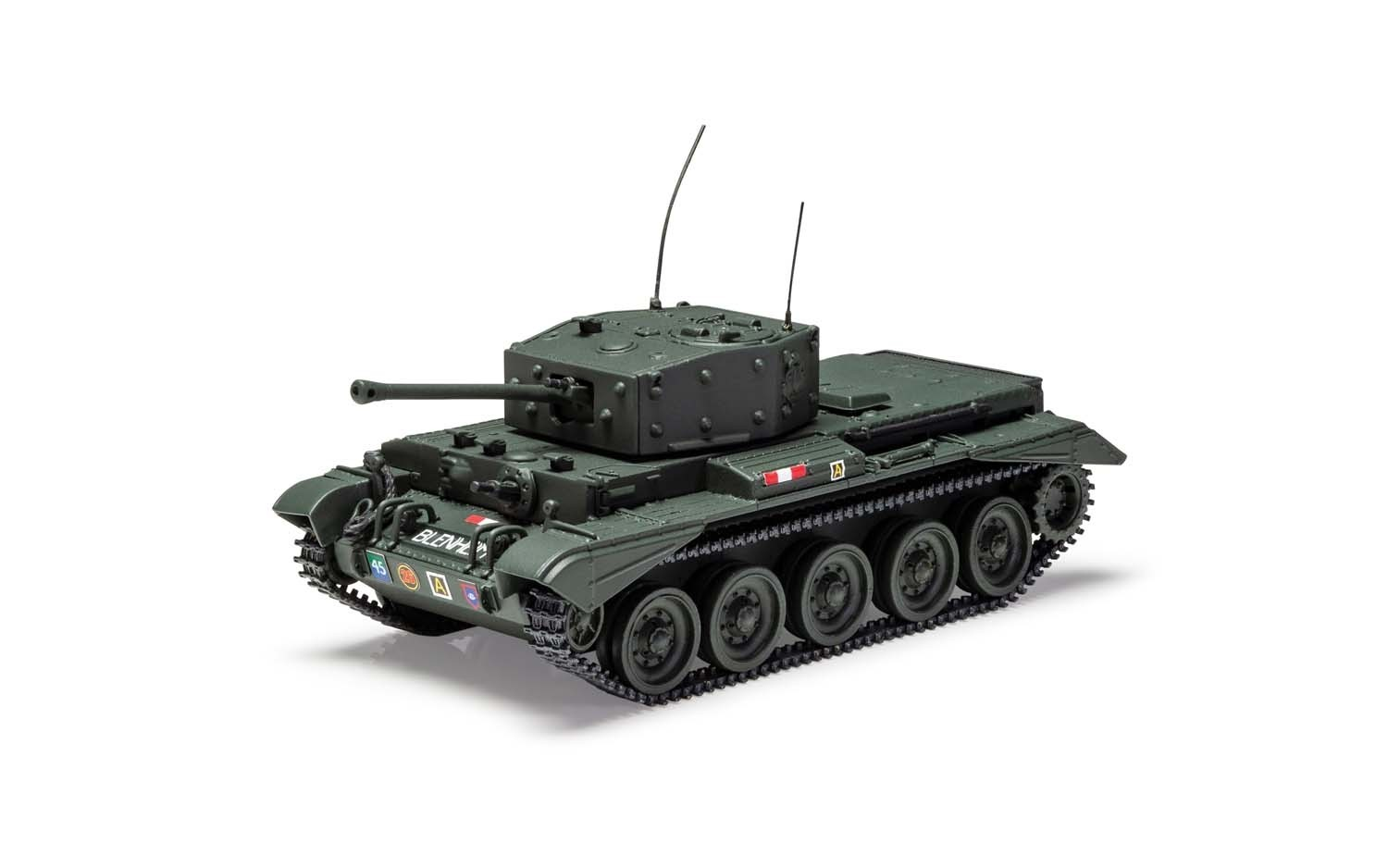 CC60613 Cromwell IV – 2nd Armoured Welsh Guards, 1944 150 SCALE
