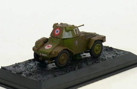 "ACBG42 – AMD 35 Panhard 178 – ""L'Avalanche,"" French Army, 1940"