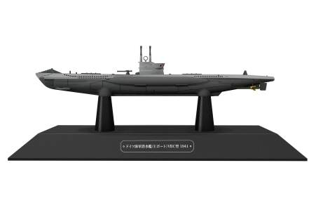 EMGC01B – Type VIIC submarine – 1941 1:1100 Scale