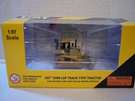 NOR55108 Cat D5M Tractor LGP Track Type Tractor 187 Scale